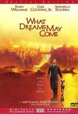 What Dreams May Come Dvd | Robin Williams | Cuba Gooding Jr. | Annabella Sciorra