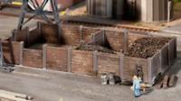 Faller 120254 HO Gauge Coal Bunkers Kit