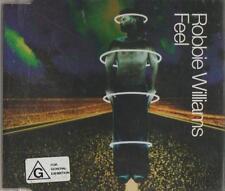 C.D.MUSIC C885  ROBBIE WILLIAMS  FEEL  SINGLE  5 TRACK  CD