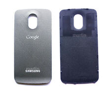 Black New Back Cover Case Battery Door For Samsung Galaxy Nexus Google i9250