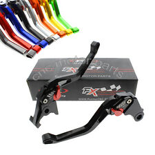 Racing 3D Short Clutch Brake Levers For HONDA CBR600RR 2003-2006 04 05 Anodized