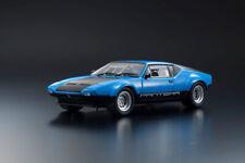 Kyosho De Tomaso Pantera GT4 Blue/Black 1/18