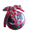 Time for Joy ORNAMENT CAT BALL Christmas Holiday Festive Catnip Includes 6 Toys