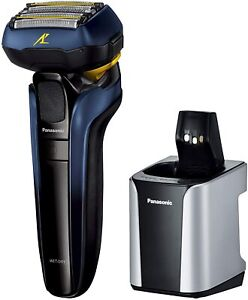 Panasonic Shaver Lamb Dash 5 Blades ES-LV7T (ES-CLV7T) with cleaning charger