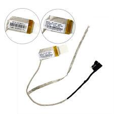 NEW Compaq Presario CQ58 HP 650 655 lcd cable 35040D000-H6W-G 35040D100-H0B-G