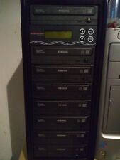 Duplicator  7 Rack 24X    BD CD DVD  Duplicator