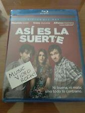 Asi es la Surte HD Mexico Blu Ray Alfonso Herrera