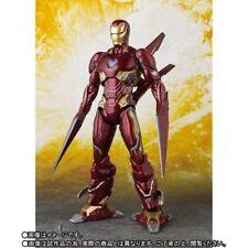 Bandai S.H.Figuarts Iron Man MK-50 Nano-Weapon Set (Infinity War) Japan version