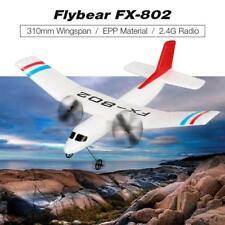 Flybear FX-802 2.4GHz 2CH EPP Fixed-wing Aircraft Front-pull Dual Propeller N3Y1