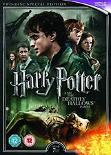 HARRY POTTER and THE DEATHLY HALLOWS PART 2 [DVD][Region 2]