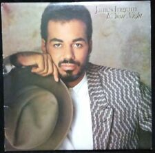 James Ingram - It's Your Night LP - (Very Good) FREE SHIPPING