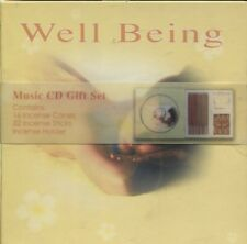 WELL BEING - MUSIC CD GIFT SET - BOXED SET -