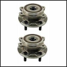 2 FRONT WHEEL HUB BEARING ASSEMBLY FOR LEXUS GS300 GS350 IS250 IS350 AWD NEW