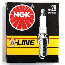NGK Zündkerze BKUR 5 ET V-Line Nr. 29 - BKUR5ET VLINE 29 - 6342 - 4 Stück