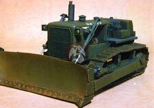 Tank Workshop 1/35 Caterpillar D8H Military / Civilian Medium Bulldozer 350106
