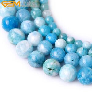 """Natural Stone Genuine Hemimorphite Gemstone Beads For Jewelry Making Strand 15"""""""
