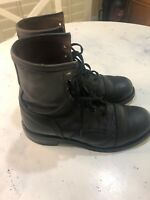TB0A1JR Timberland Boot Company Smuggler's 8-inch Cap Toe Boots  Size: 10
