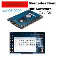 MB STAR Mercedes Xentry  SOFTWARE 06/2020 HDD SATA