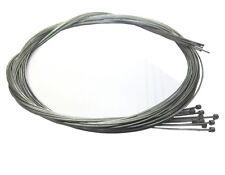 10 unidades Cable de cambio 1.2mm Bicicleta Bowden MTB Freno Interior Conmutador