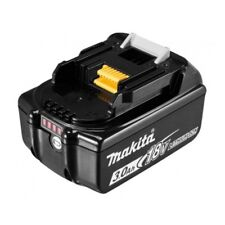 Batterie Originale Makita Li-Ion 18V / 3 Ah - BL1830B ( témoin de charge )