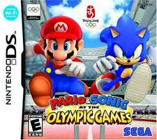 Nintendo DS : Mario & Sonic at the Olympic Games VideoGames