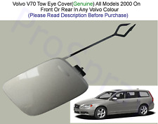 Volvo V70 All Models OEM Tow Eye Cover Supplied In Any Colour 2000 On