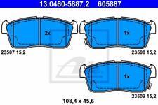 1x ATE vorne Bremsbeläge Daihatsu Coure VII Sirion Nissan Pixo Suzuki Alto V Ign