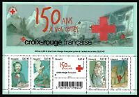 Bloc Feuillet 2014 N°F4910 Timbres France Neufs Croix Rouge 150 ans