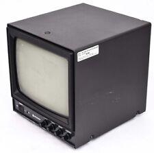 "Hitachi VM-920 8.5"" B/W Monochrome Surveillance CCTV Security TV Video Monitor"