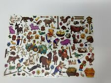 Vintage Transfer Decals 1978 Gillette Company Italy