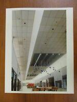 Vintage Glossy Press Photo Natick MA Mall Interior Hallway Shops & Sears 1990's