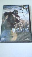 "DVD ""KING KONG"" PRECINTADA PETER JACKSON NAOMI WATTS JAMIE BELL SEALED"