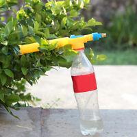 Garden Convenient Mini_Juice Bottles Interface Water Pressure Pump Sprayer Head
