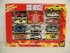 2005 - JOHNNY LIGHTNING - DIE CAST - GENERAL MOTORS MUSCLE - NEW!!!