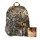 Realtree Xtragreen Unisex Backpack Buck Commander Cayoosh Range Day Pack Hunting
