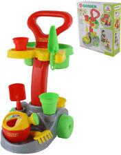Polesie 51cm Beach Garden Sand Toy Set Kids Children Toddler Outdoor Play Tools