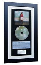 BIRDY CLASSIC CD Album GALLERY QUALITY FRAMED+EXPRESS GLOBAL SHIP+Skinny Love