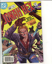 Jonah Hex  #69 comic  1983