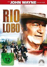 DVD * RIO LOBO - John Wayne - KULT WESTERN # NEU OVP =