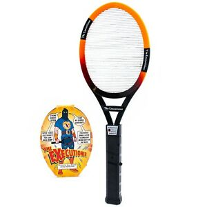 Bug Zapper Racket Electric Fly Swatter Mosquito Wasp Killer The Executioner™
