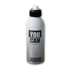 Jacquard YouCAN - refillable, air powered spray can