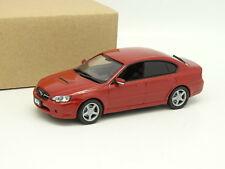 J Collection SB 1/43 - Subaru Legacy B4 Red
