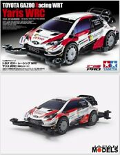 Mini 4wd TOYOTA GAZOO RACING WRT YARIS WRC (MA Chassis) Tamiya 18654 1/32 New