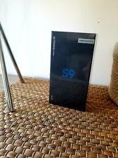 Vendeur francais Samsung Galaxy S9 64Gb titanium silver neuf facture garantie