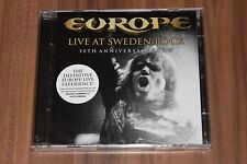 Europe - Live At Sweden Rock-30th Anniversary Show (2013) (0209056ERE) (Neu+OVP)