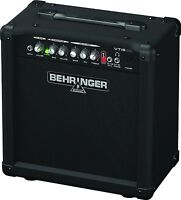 Behringer 1x8 Combo Guitar Amp Virtube VT15CD 15W Practice Amplifier NEW