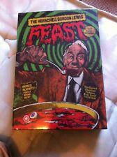 The Herschell Gordon Lewis Feast (New/sealed region-free Blu-ray/DVD set)
