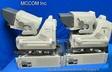 Sony HDC-900 HD Studio Camera Package Qty 2 w/ HDVF700A, HDCU-900