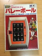EXCELLENT TOMY ELECTRONICS GAME  LCD VOLLEYBALL