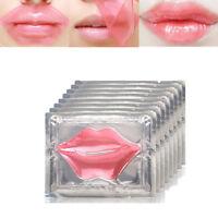 FJ- Elegant Collagen Lip Mask Anti Wrinkle Moisturising Nutrition Lip Mask Patch